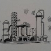 Pfd (Process Flow Diagram) Of A Crude Distillation Unit - last post by